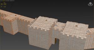 Cinta muraria di Ebla (work in progress)