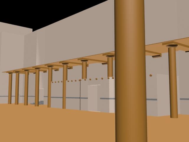 Ebla: Corte G, modellazione 3D delle strutture